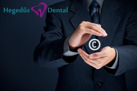 védjegy, szabadalom, fogászat, Hegedűs Dental
