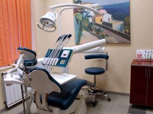 1. rendelo a Hegedus Dental fogaszaton